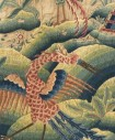 Crewelwork-detail of bird
