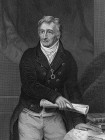 Engraving of Henry Grattan