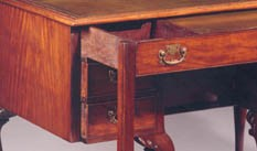 Knee Hole Desk