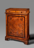 Pollard Oak Cabinet