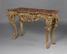 German Rococo Table