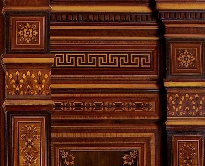 Detail of Owen Jones Cabinet for homepage