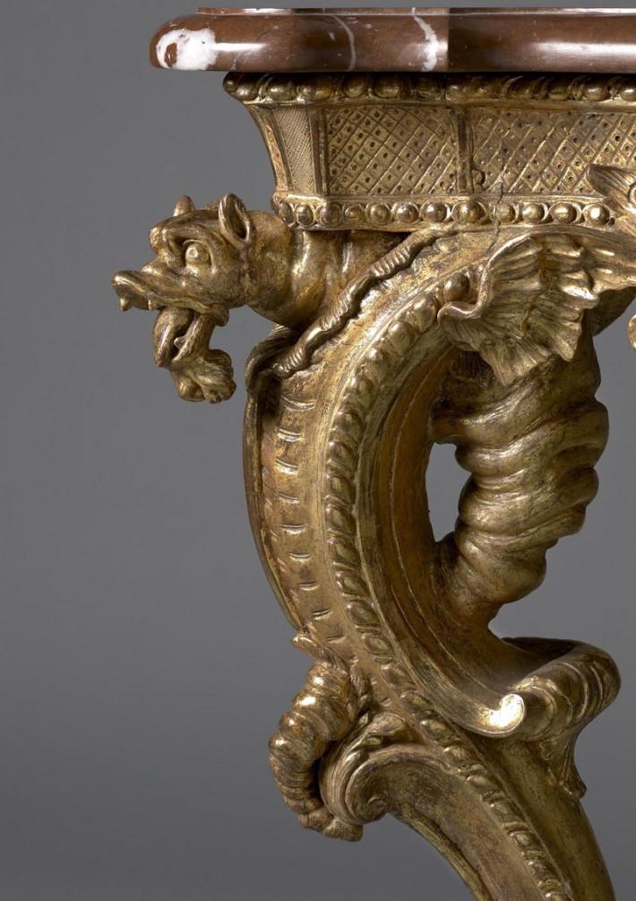 German Dragon detail