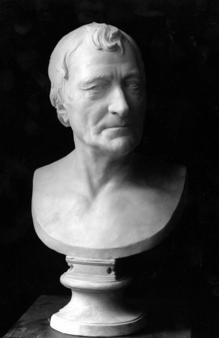 Turnerelli bust of Grattan