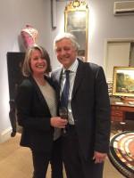 Bruce Lindsay and Marieke MacMahon