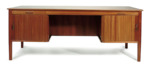 Hans Wegner ( 1914-2007 ). Mahogany Desk on Tour 2016-2018