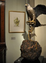 Falcon, 1983 and Pablo Bronstein Print of Piranesi Coffeepot , 2011