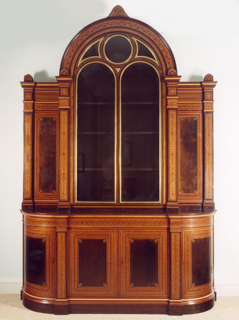 Owen Jones Cabinet For 16, Carlton House Terrace