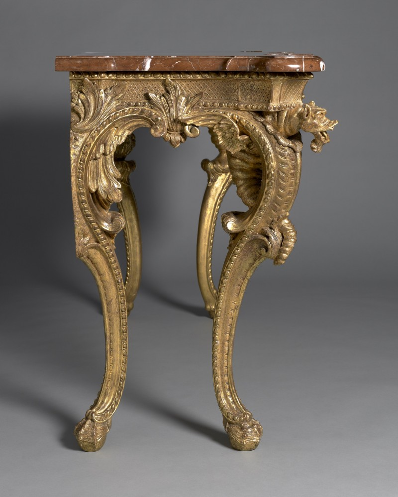 Harris Lindsay Catalogue Furniture Tables - Rococo side table