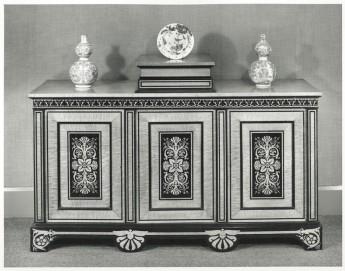 Bullock Side Cabinet